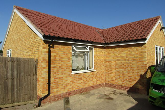 Thumbnail Bungalow to rent in The Flats, Paston Ridings, Peterborough