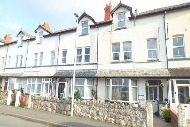 Thumbnail Flat to rent in Albert Road, Old Colwyn, Colwyn Bay
