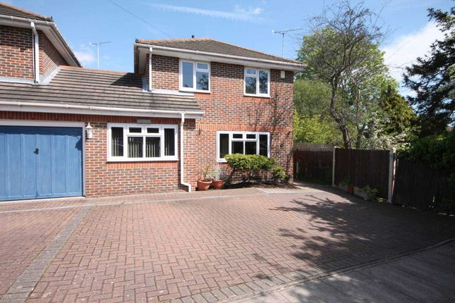 Thumbnail Link-detached house for sale in Arran Close, Erith