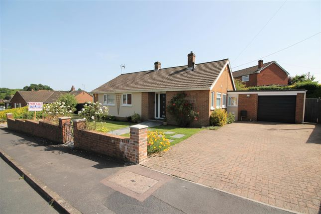 Thumbnail Detached bungalow for sale in Coombs Road, Coleford