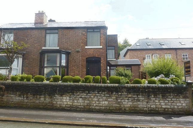 Thumbnail Semi-detached house to rent in Mottram Old Road, Gee Cross, Hyde