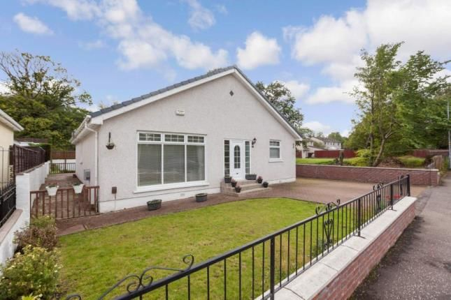 Thumbnail Bungalow for sale in Kingsburn Drive, Rutherglen, Glasgow, South Lanarkshire