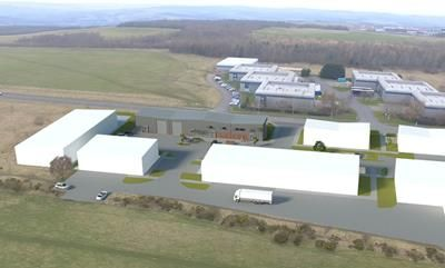 Thumbnail Light industrial to let in Hownsgill Development, Hownsgill Industrial Park, Templeton, Consett, Durham