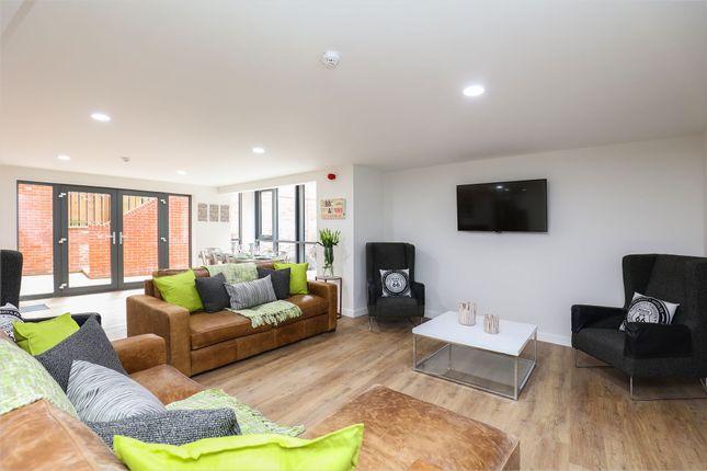1 bed flat to rent in Upper Allen Street, Ashtons Works S3