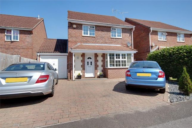 Thumbnail Detached house for sale in Juniper Close, Durrington, West Sussex