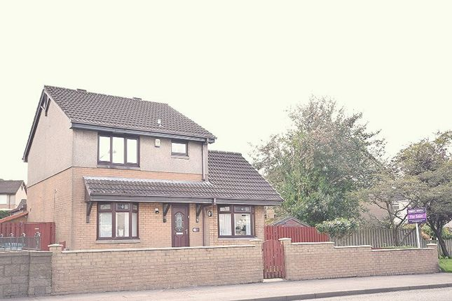 Thumbnail Detached house for sale in Woodhall Street, Airdrie