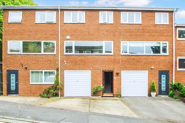 Thumbnail Terraced house for sale in Malmers Well Road, High Wycombe