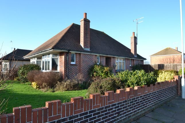 Thumbnail Detached bungalow to rent in Wiston Avenue, Worthing