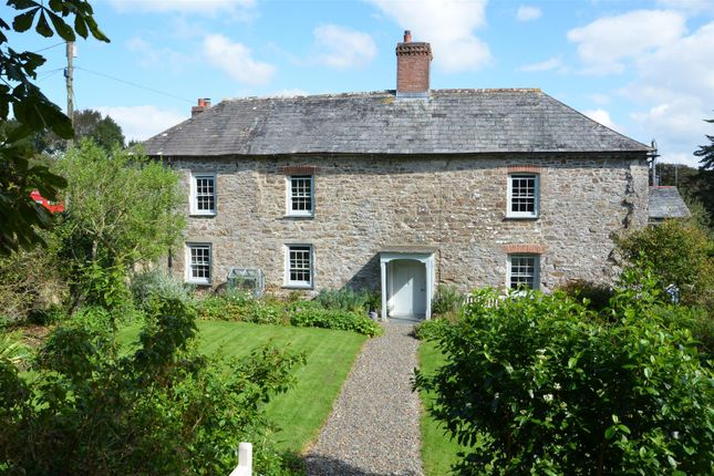 Thumbnail Detached house for sale in St. Kew, Bodmin