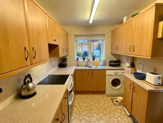 Kitchen of Twyford Way, Canford Heath, Poole BH17