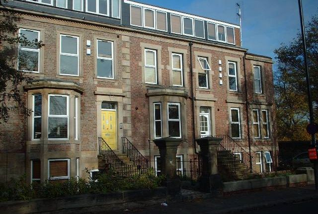 Thumbnail Flat to rent in Jesmond Road, Jesmond, Newcastle Upon Tyne