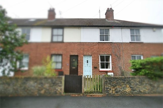 Thumbnail Cottage for sale in Church Street, Maldon, Essex
