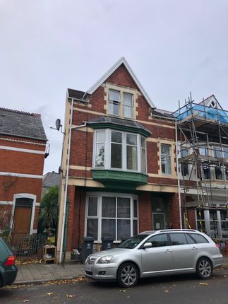 Thumbnail End terrace house for sale in Penylan Road, Cardiff