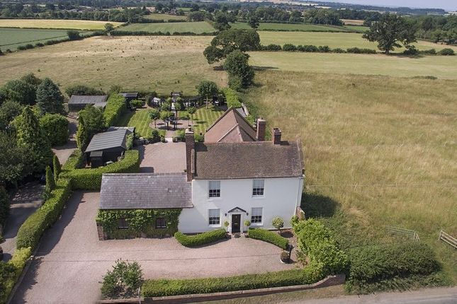 Thumbnail Detached house for sale in Upper Aston, Claverley, Wolverhampton