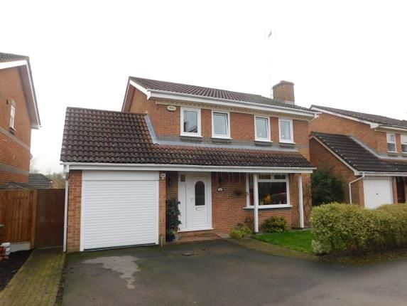 4 bed detached house for sale in Maxton Close, Bearsted Park, Maidstone, Kent