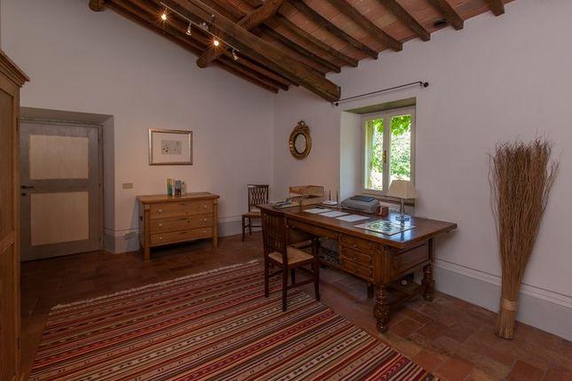 Study of Casa Molino, Anghiari, Tuscany