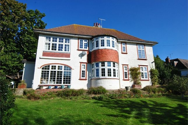 Thumbnail Detached house for sale in Plemont Gardens, Bexhill-On-Sea, East Sussex