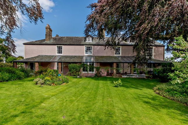 Thumbnail Detached house for sale in Great Broughton, Cockermouth, Cumbria
