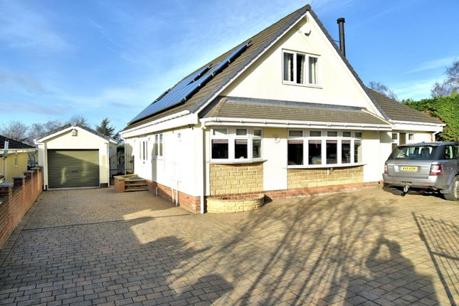 Thumbnail Detached bungalow for sale in Church Lane, Barnburgh, Doncaster