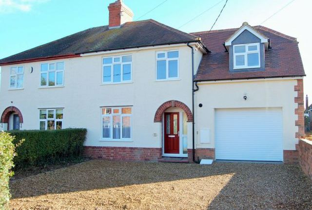 Thumbnail Semi-detached house for sale in Furnace Lane, Nether Heyford, Northampton