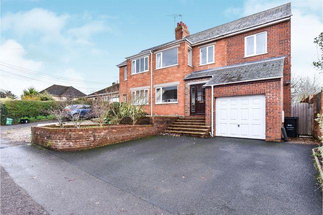 Thumbnail Semi-detached house for sale in Mountway Lane, Bishops Hull, Taunton