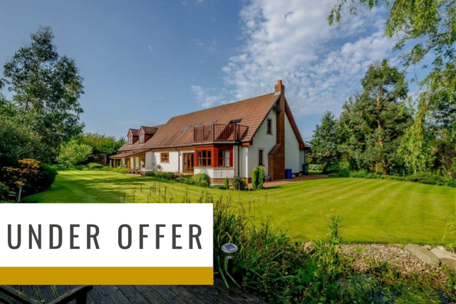Detached house for sale in Endrigg, Reston, Scottish Borders