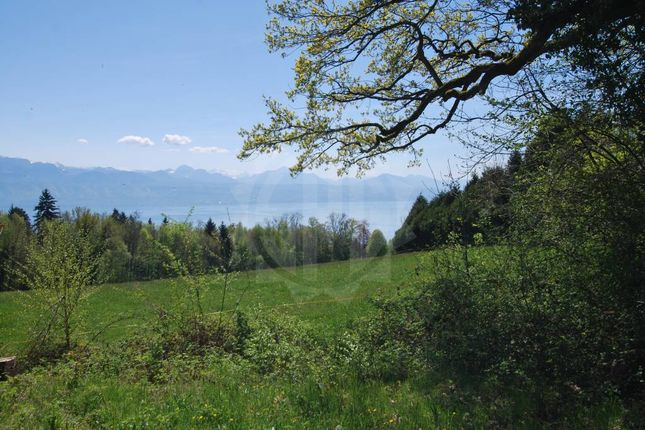 Thumbnail Land for sale in Lausanne, Vaud, CH