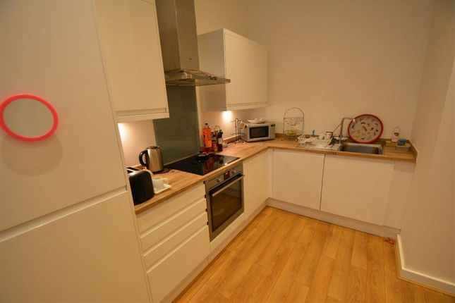 Thumbnail Flat to rent in Cathedral View, Wentworth Street, Peterborough