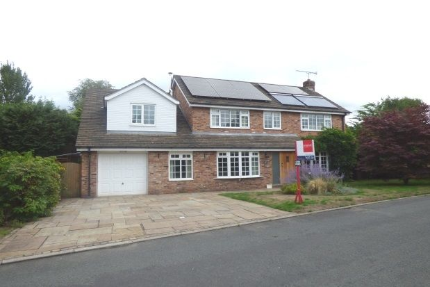 Thumbnail Property to rent in Northmead, Prestbury, Macclesfield