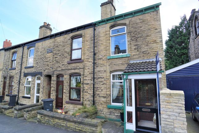 Thumbnail End terrace house for sale in Harrison Road, Hillsborough, Sheffield