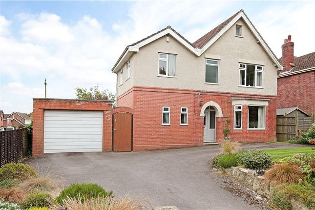 Thumbnail Detached house for sale in West Coker Road, Yeovil, Somerset