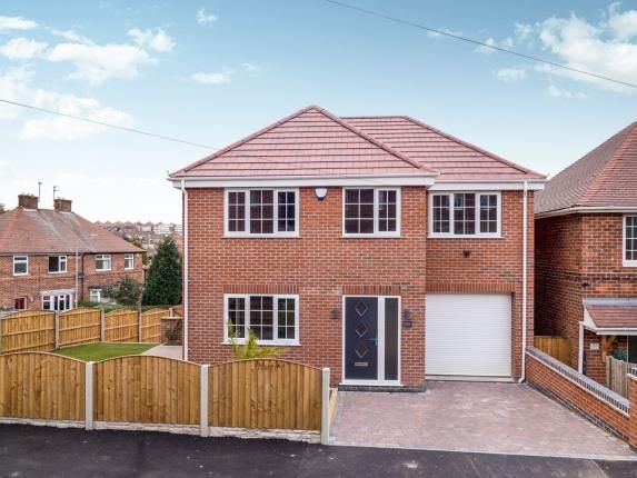 Thumbnail Detached house for sale in Burlington Road, Carlton, Nottingham, Nottinghamshire