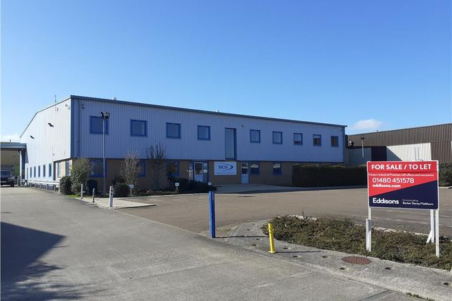Thumbnail Light industrial to let in Edison Road, St. Ives, Cambridgeshire