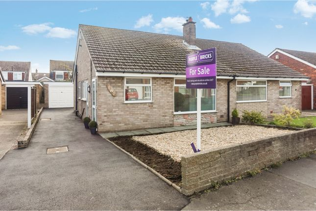 Thumbnail Semi-detached bungalow for sale in Crowland Way, Formby