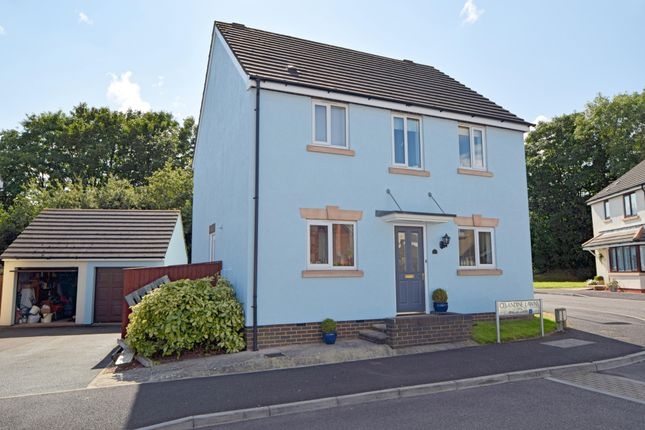 Thumbnail Detached house for sale in Celandine Lawns, Willand