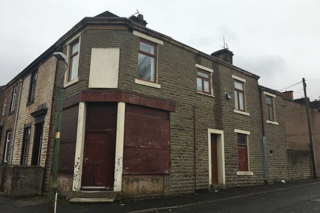 Thumbnail Terraced house for sale in Barnes Street, Accrington