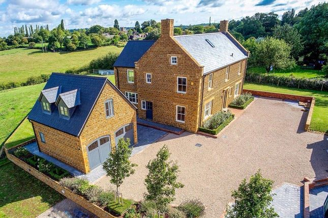 Thumbnail Detached house for sale in Lower End, Priors Hardwick, Southam