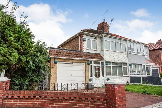Thumbnail Semi-detached house for sale in Brownhill Drive, Warrington
