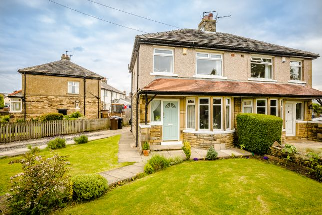 Thumbnail Semi-detached house for sale in Reevy Drive, Wibsey, Bradford