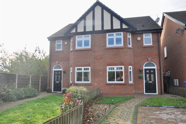 Thumbnail Property for sale in Booth Road, Audenshaw, Manchester