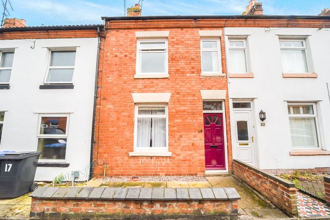 Thumbnail Terraced house for sale in Highfield Street, Market Harborough