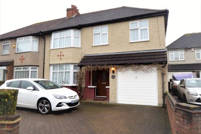 Thumbnail Semi-detached house for sale in Bowness Road, Bexleyheath, Kent