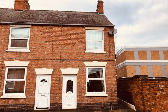 Thumbnail End terrace house for sale in Dent Street, Tamworth