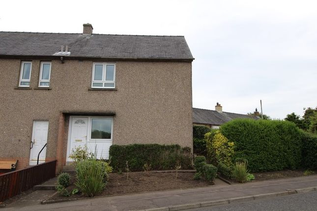 Thumbnail End terrace house for sale in 10 Mill Road, Linlithgow