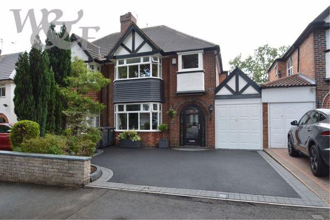 Thumbnail Semi-detached house for sale in Berkswell Road, Erdington, Birmingham