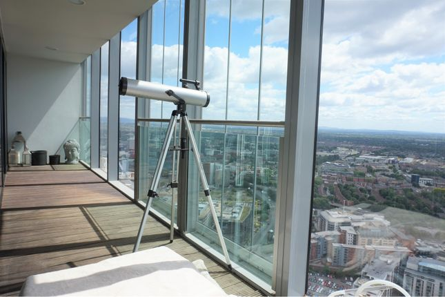 Thumbnail Flat for sale in 301 Deansgate, Manchester