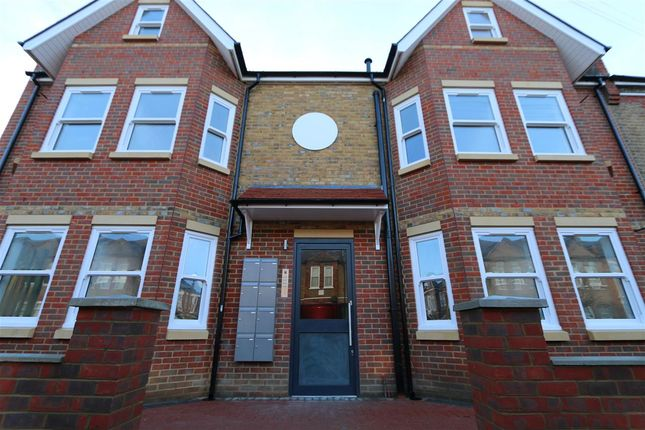 Thumbnail 1 bed flat to rent in Shiraz Court, 24 Fortescue Road, Colliers Wood