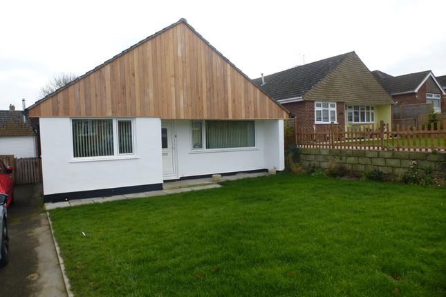 Thumbnail Bungalow to rent in Newland Road, Swindon