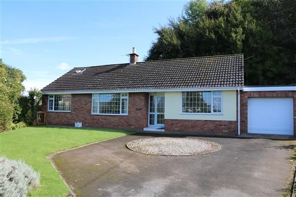 Thumbnail Detached house for sale in Linway, Walford, Ross-On-Wye