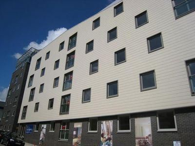 Thumbnail Flat for sale in Greyfriars Road, Norwich